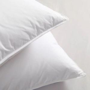 Непосредственно на заводе продажи МЯГКОГО 100% хлопок утка вниз подушку (JRD496)