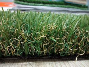 Anti-UV paisagem de relva artificial sintético de decoração para casa e jardim