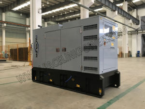 세륨 ISO를 가진 48kVA Cummis에 의하여 강화되는 침묵하는 디젤 엔진 발전기
