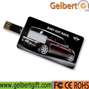Пластиковый бизнеса кредитных карт флэш-накопитель USB для бесплатные образцы