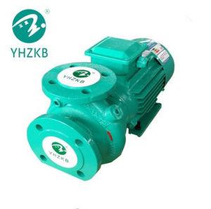 Iz65-50-130A de sanitaire Pomp van het Water van het Stadium van de Hoge druk Verticale Enige Centrifugaal