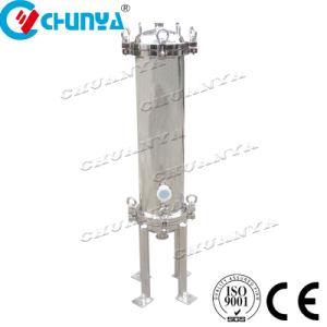 Промышленный фильтр для воды из нержавеющей стали с картриджа фильтра
