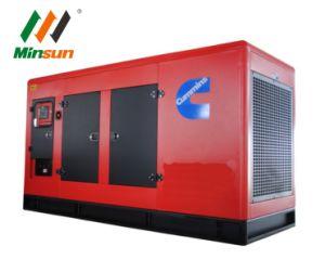 Cummins 275 KVA-Dieselenergie Genset mit Stamford Exemplar-Drehstromgenerator