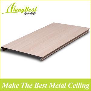 2018 Bon Prix C-panneau en aluminium de plafond en forme de bande