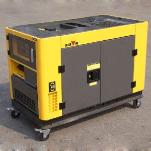비손 (중국) BS15000t 11kw 11kVA 세륨에 의하여 증명서를 주는 작은 MOQ 빨리 납품 바다 디젤 엔진 발전기