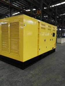 Ricardo salida trifásica con EDTA 50kVA insonorizado generador silencioso