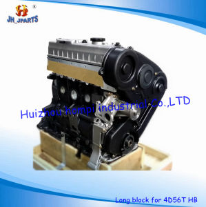 Para Bloco Longo automático do motor Mitsubishi 4D56t 4D56/B4bb/D4BH/D4bf