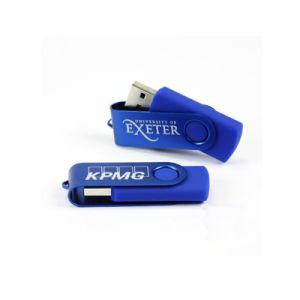 2017 наиболее востребованных USB Stick Twister-накопитель с логотипом Intel