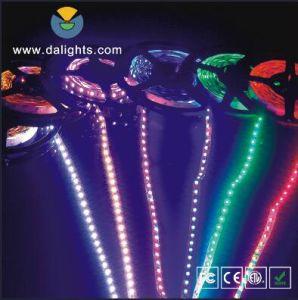 Tira de LEDS de color ámbar