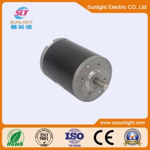 Slt Motor DC 24V El motor de cepillo para herramientas eléctricas