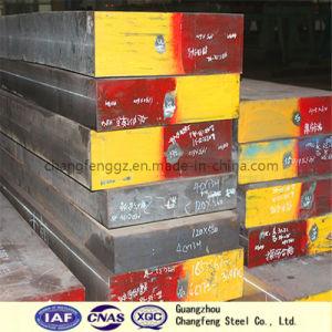 Liga de aço especial 1.2316/S136 aço do molde plástico