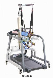 La marcha Trainer Unweight eléctrica Sistema de Entrenamiento con cinta de andar lento