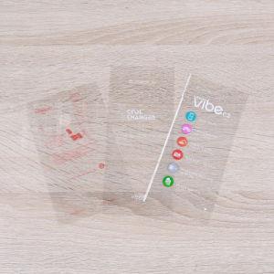 Finition brillante China-Made plastique personnalisée des superpositions graphiques
