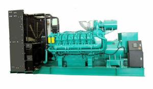 Groupe électrogène diesel du pouvoir 1500kw/1875kVA de conteneur de Honny