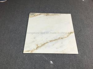 De natuurlijke Steen kijkt de Ceramische Tegel van Porcellanato van het Glas