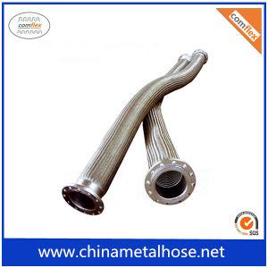 Calore diplomato dell'acciaio inossidabile che resiste al tubo flessibile