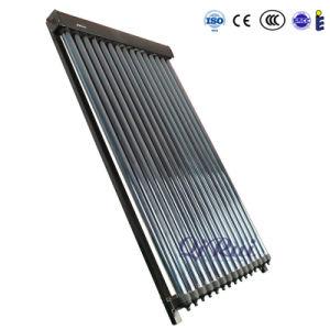 Colector termal solar del tubo de vacío del tubo de calor con Keymark solar En12975