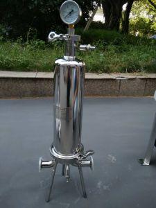 Industriais de alta qualidade em Aço Inoxidável Personalizada do filtro de cartucho único