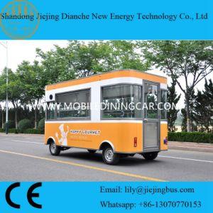 De beste Vrachtwagen van het Restaurant van het Ontwerp Mobiele voor Verkoop (Ce)