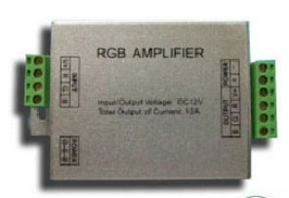 Tira de LED RGB CC12V/24V TIRA DE LEDS RGB Controlador amplificador