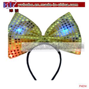 Se encienden Spangle joyas Hairband pelo diadema de proa (P4014)