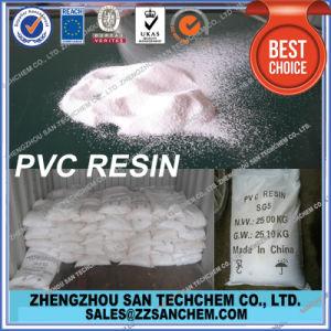 2018 Sg5 van de Hars van pvc voor Plastic Redelijke Prijs