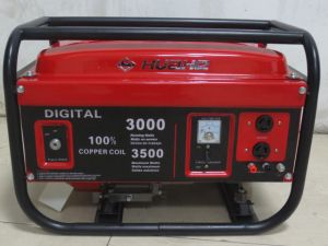 HH3500 2.0kw, 2.5kw, 2.8kw Generator Manufacture, Gasoline Generator