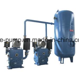 O Sistema de Bomba de Pistão rotativo raízes utilizados para tratamento térmico de Vácuo