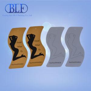 Повесьте предупреждающие знаки для одежды/ теги индексов для одежды (BLF-T019)