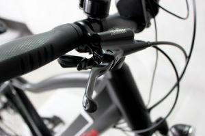 Au milieu de vélo de montagne électrique VTT vélo électrique du moteur