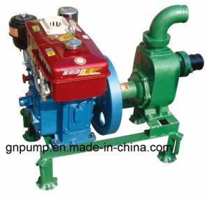 De sterke Reserve Diesel Pomp van het Water 80ZB-16