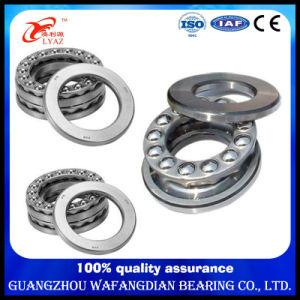 La mejor calidad de proveedor de China tope de bolas de acero cromado 51202 51203 51204 51205