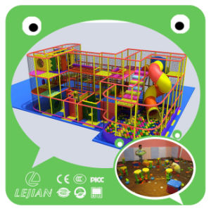2015 Style quente Toy Mall Indoor Soft Playground Equipment com CE