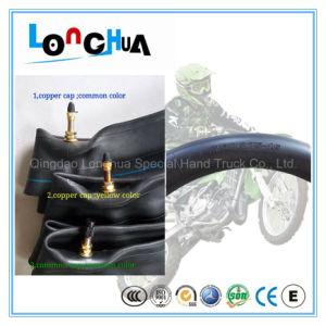 Dehnbares Stärken-natürliches Butylkautschuk-Motorrad-inneres Gefäß (3.00-18)