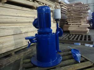 La bomba de aguas residuales Self-Priming Horizontal eléctrico