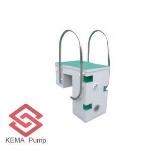 O sistema de filtragem Wall-Hung exterior para a Piscina