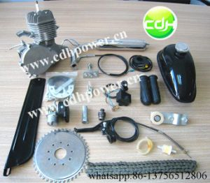 2 Motor-Installationssatz des Anfall-60cc/, der Fahrrad-Motor läuft