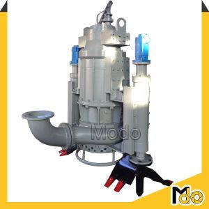 Agitador hidráulico para el dragado de la bomba de lodos sumergibles