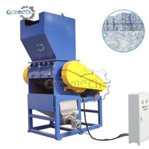 Déchets de plastique de haute technologie Lavage machine de recyclage des bouteilles en PET de broyage