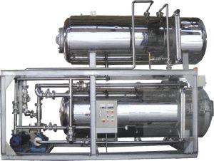 Macchina di sterilizzazione dello spruzzo d'acqua