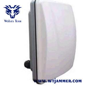 40W à prova de CDMA GSM 3G 4glte GPS WiFi telefone móvel Jammer (Com Bateria Interna)