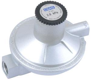 Regulador de Gas de baja presión de gas para el Sur de África (SA4).