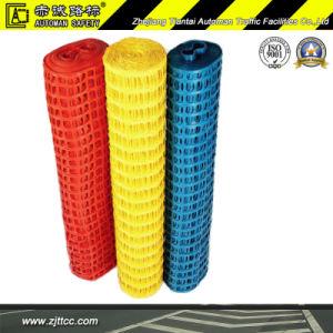 1,2 m de la sécurité industrielle en plastique orange fluorescent Bâtiment Clôture (CC-BR-10040)