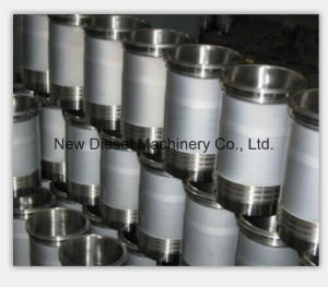 Mtu des pièces de moteur 12V150 la chemise de cylindre
