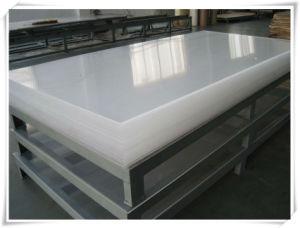 4X6  Folha de acrílico transparente na palete