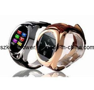 Nuovo schermo di tocco del telefono dell'orologio della fascia di Qaud