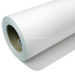 Poliestere 100% Inkjet Glossy Canvas Roll per Digital Printing