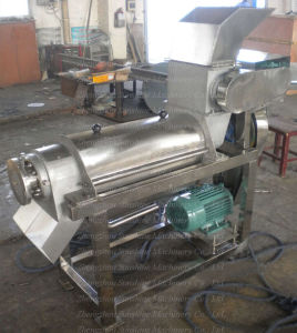 Industrielle Orangensaft-Zange-Birnen-Saftpresse