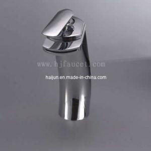 単一のレバーの洗面器のコックか蛇口(001-HJ141)