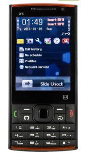 G-/Mfernsehapparat-Telefon (V806)